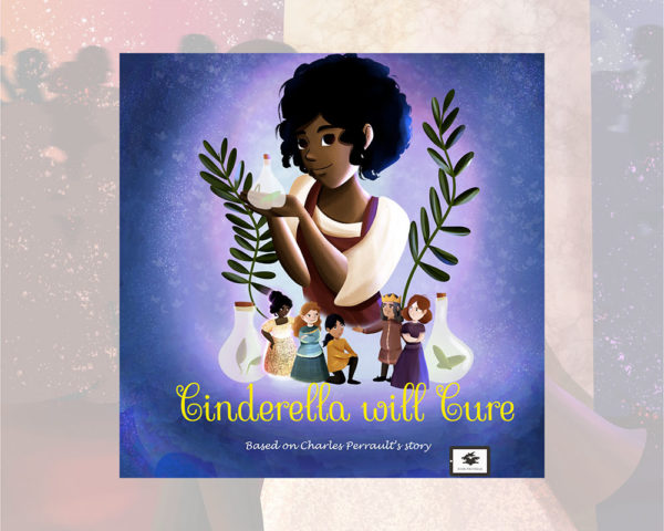 eBook cover for Book Prunelle's Cinderella Will Cure