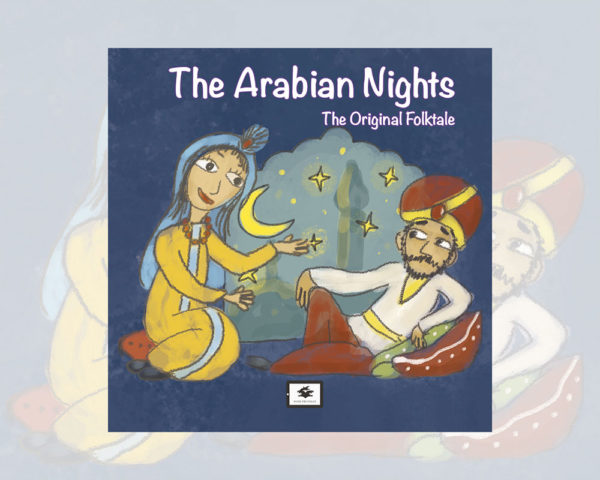 Book cover for Book Prunelle's The arabian nights