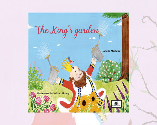Book cover for Book Prunelle's the king's garden