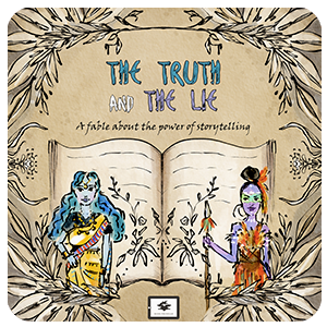 the truth and the lie cover